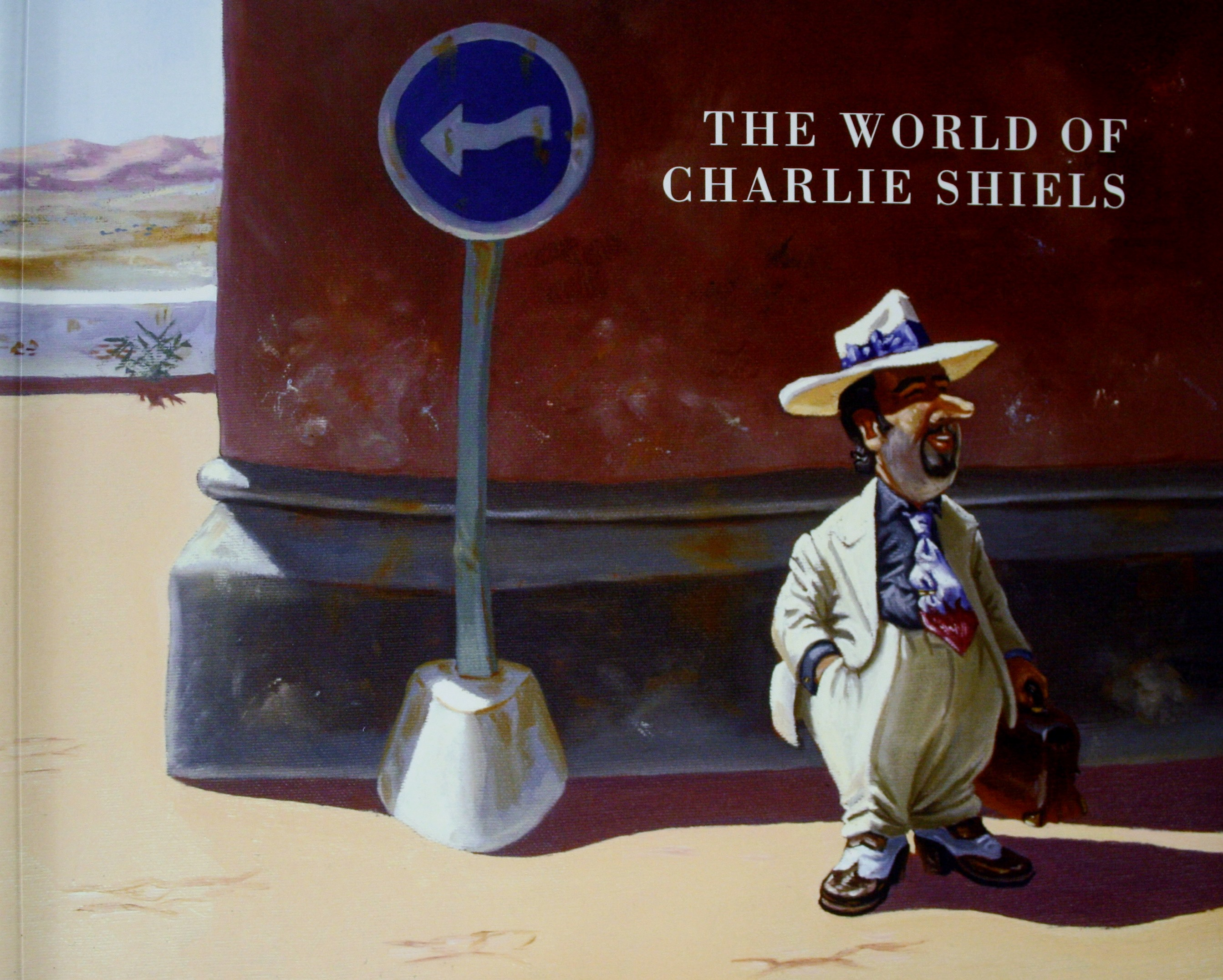 The world of Charlie Sheels