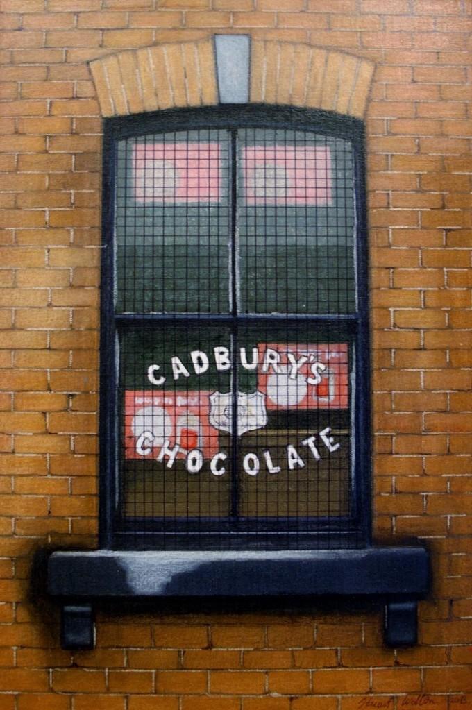 Cadburys Window