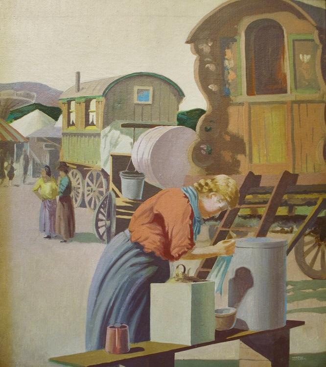 Behind The Fair – 1936