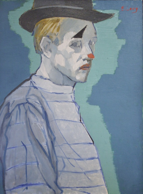 Portrait of a Clown