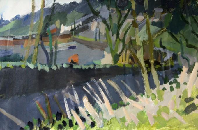 Baxenden Landscape