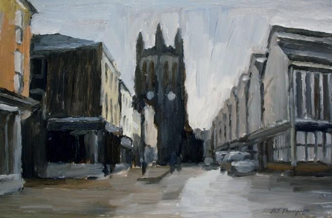 St Mary's Church & Market