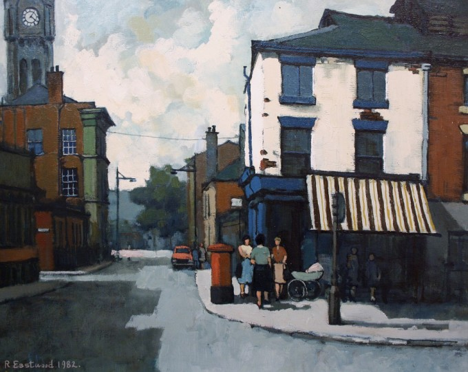 Fleece Street, Rochdale