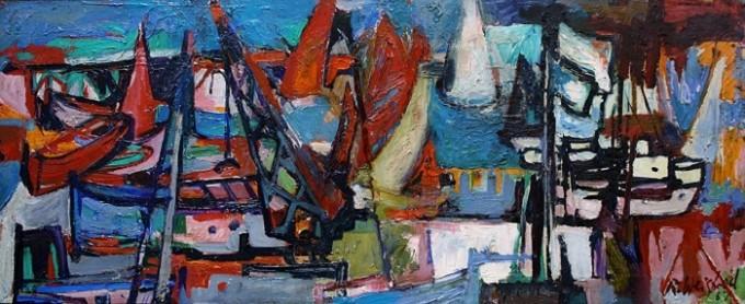 The Sailing Club – 1967
