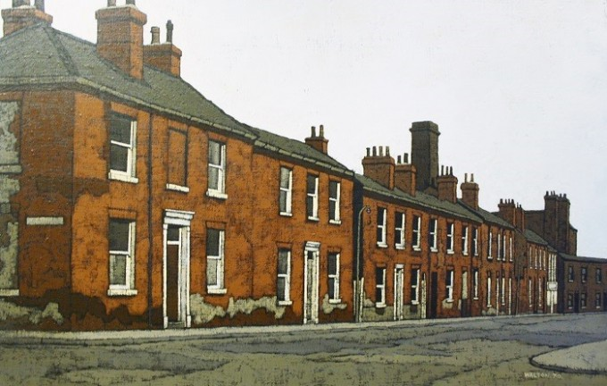 Row of Terraces – 1970