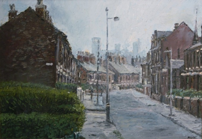 Louisa Street, Openshaw