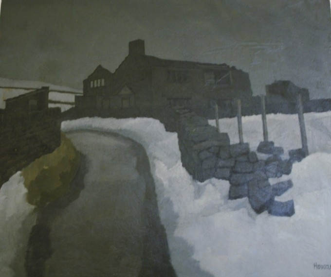 Farmhouse, Saddleworth