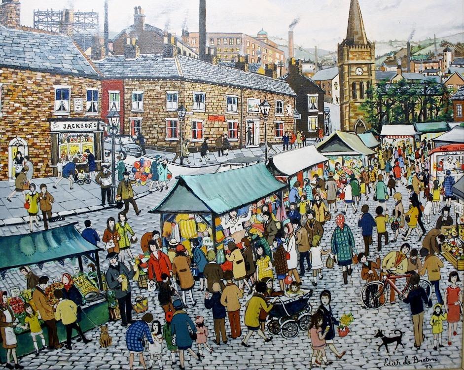 Lancashire Market Town