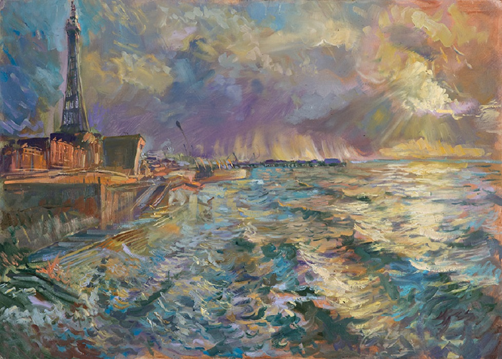 12-16-Rain-Approaching-North-Pier