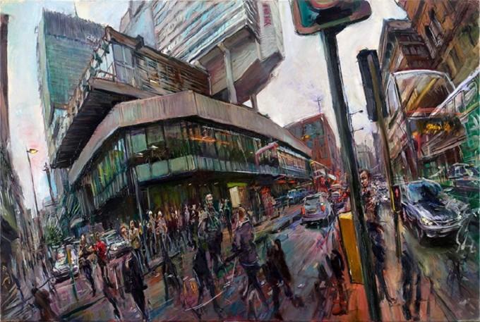Portland Street, Manchester