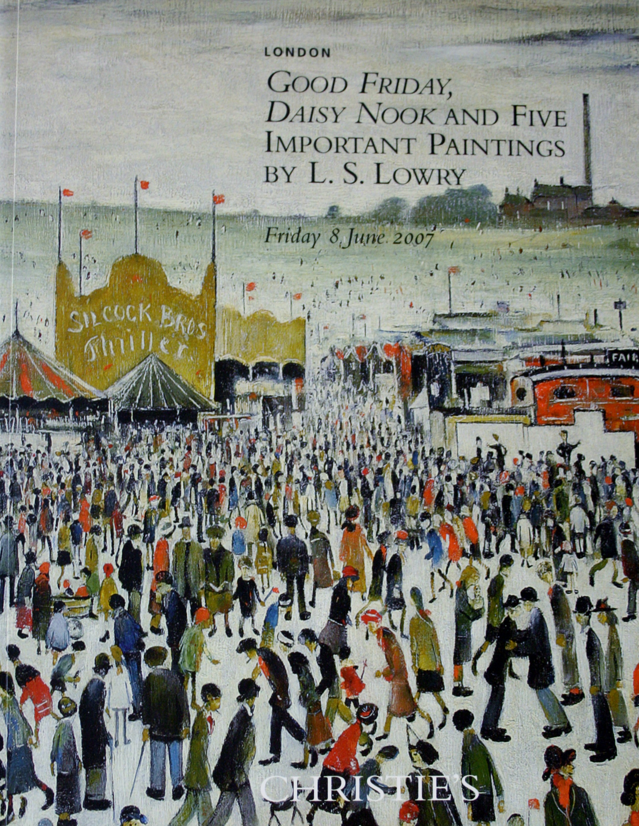 Good Friday, Daisy Nook and Five important Paintings