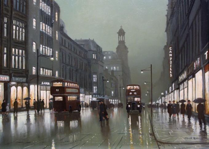 Market St, Manchester