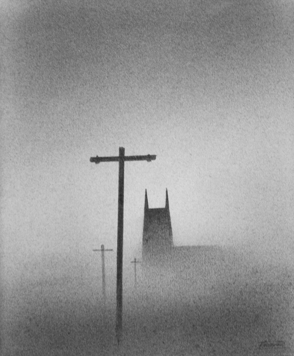 The Cross and Church
