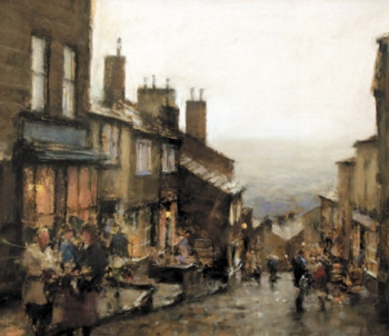 Main Street Howarth