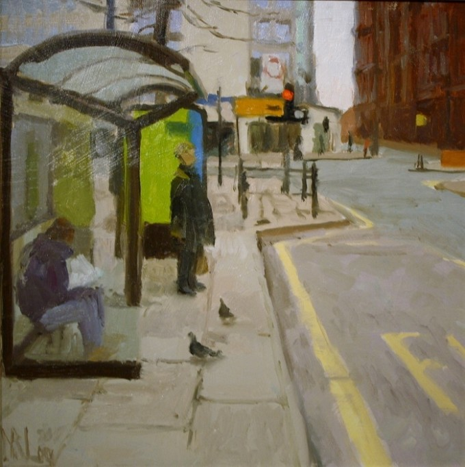 Bus Stop St Peters
