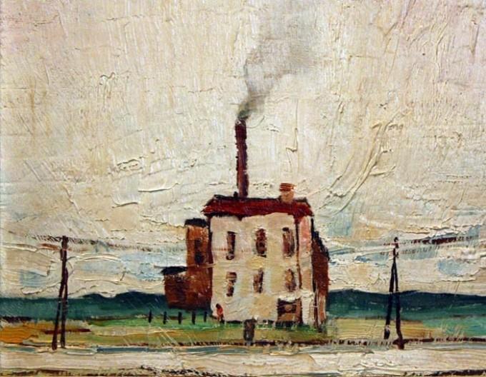 Factory in Macon