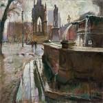 Adolph Valette Artist in Altrincham