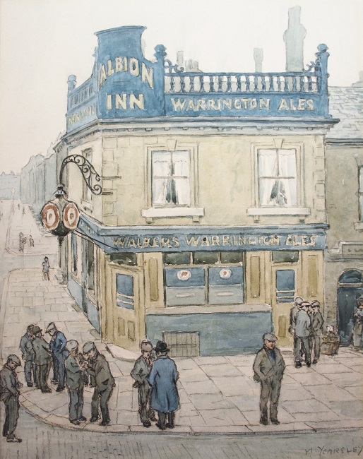 Albion Inn, City Rd Manchester