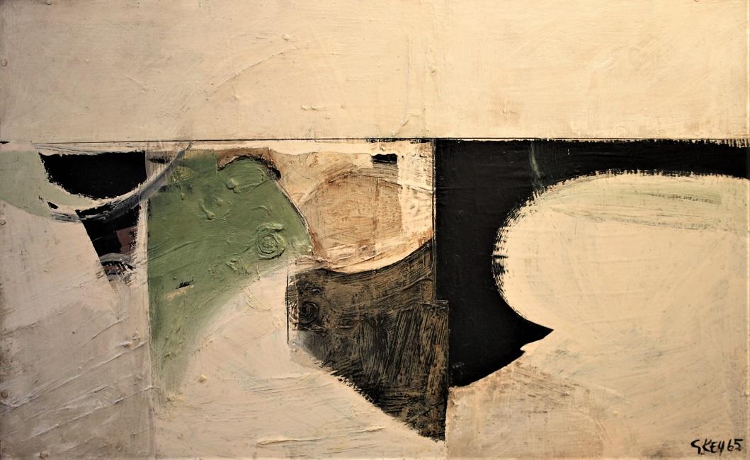 geoffrey key abstract study 1965