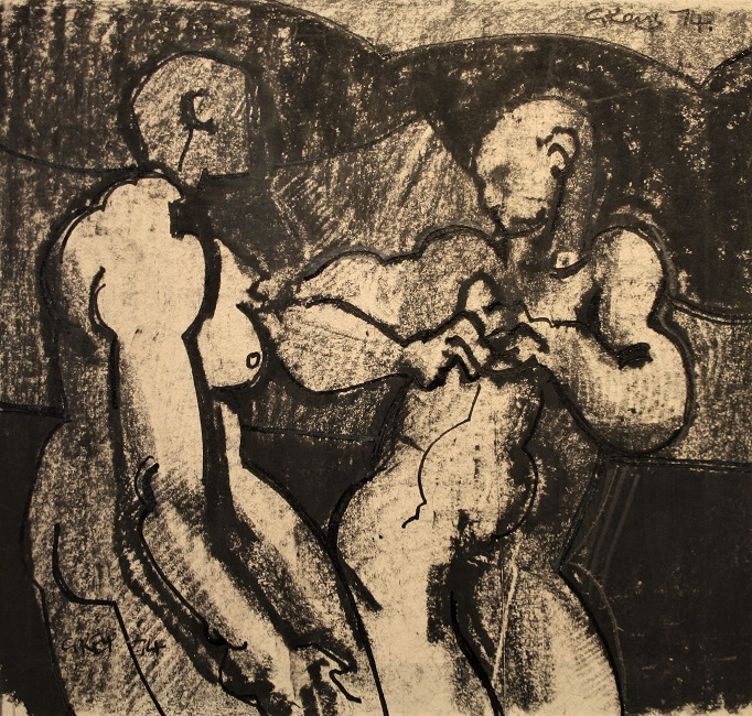 geoffrey key two figures 1970