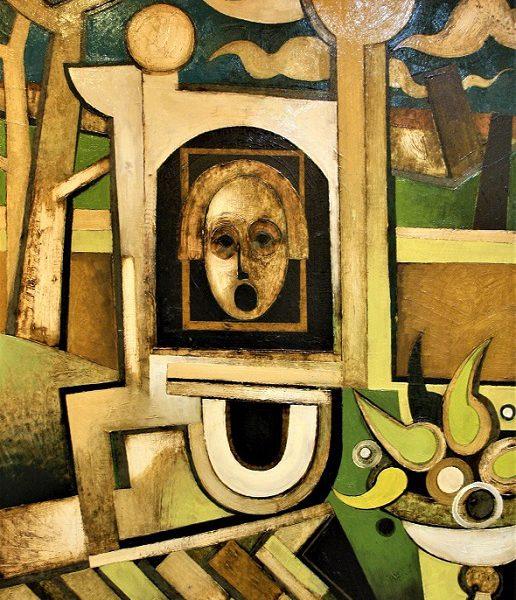 """""""geoffrey Key Painting"""""""