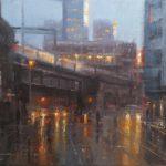 Steven Bewsher Artist in Cheshire